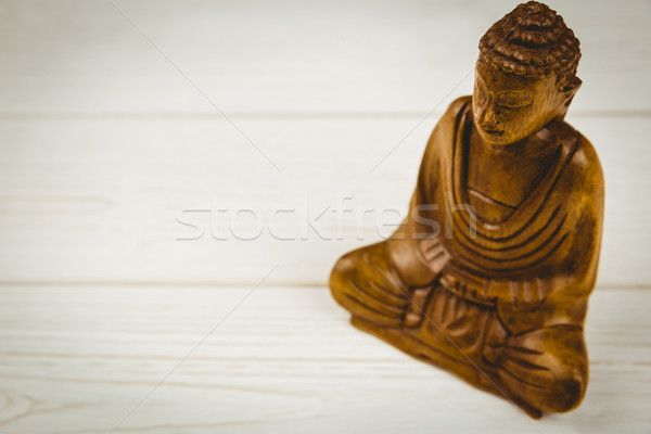 Buda estatua mesa tiro estudio paz Foto stock © wavebreak_media