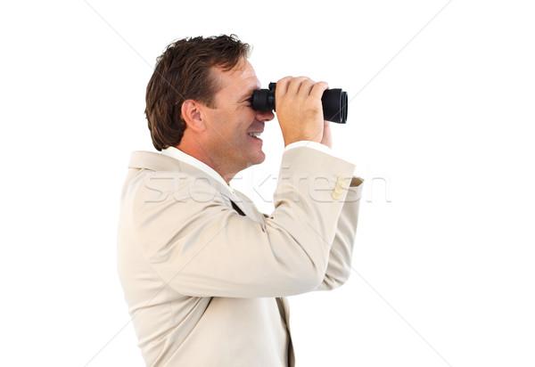 Conceptual prospects of a businessman  Stock photo © wavebreak_media