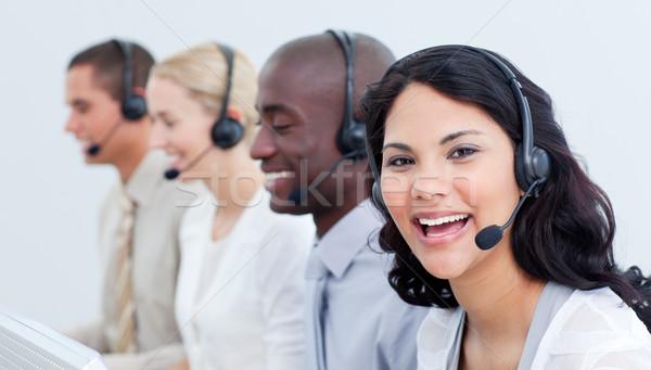 the call centre and tengo ltd