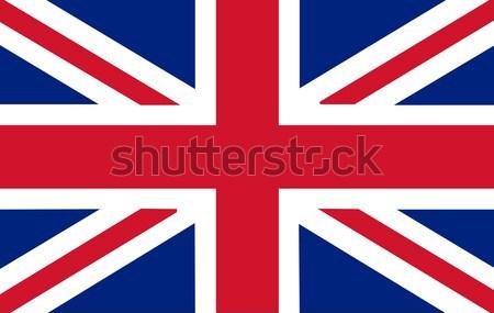 UK Flag Stock photo © wavebreak_media