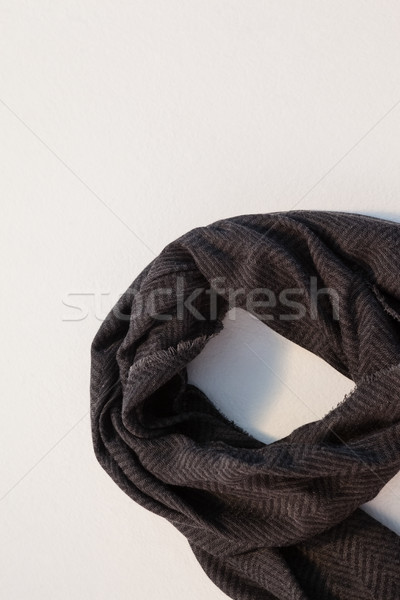 Close-up of wooly scarf Stock photo © wavebreak_media