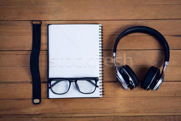 Görmek günlük kişisel tablo ofis Stok fotoğraf © wavebreak_media