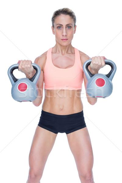 深刻 女性 女性 ボディ 健康 ストックフォト © wavebreak_media