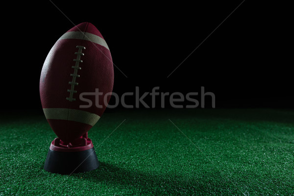 Football permanent artificielle gazon Photo stock © wavebreak_media