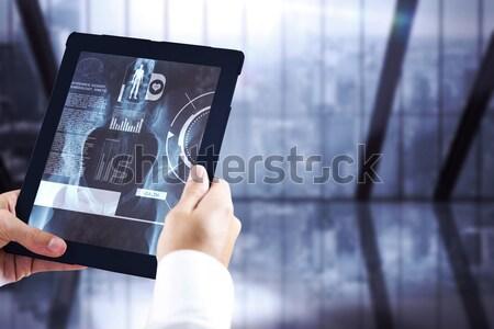 хирург врач Xray докладе клинике Сток-фото © wavebreak_media