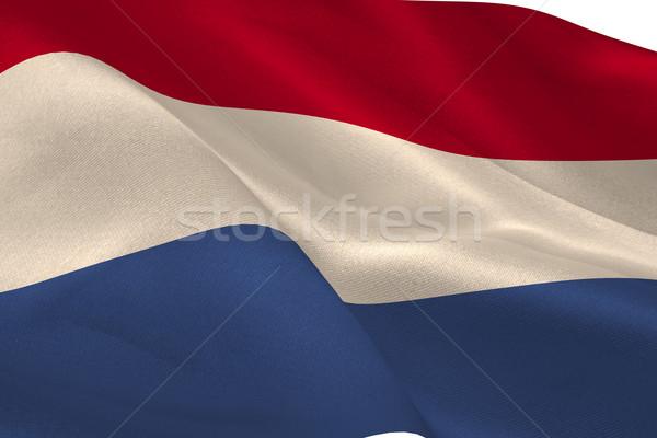 Dutch flag Stock photo © wavebreak_media