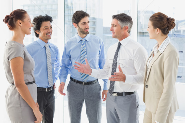 Spotkanie biznesowe sala konferencyjna kobieta zespołu kobiet Zdjęcia stock © wavebreak_media
