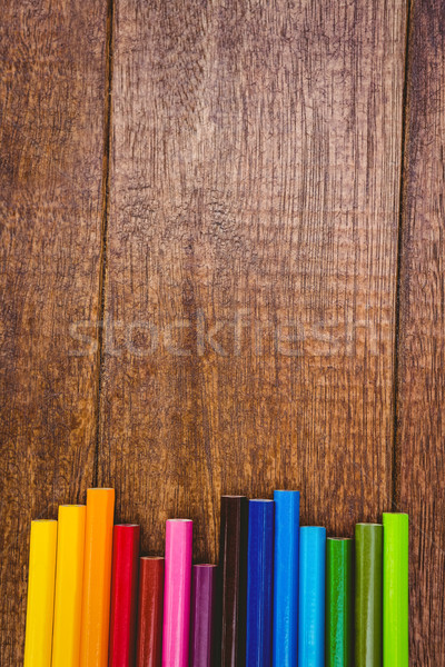 Close up view of pencil Stock photo © wavebreak_media