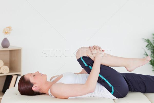 Mulher em homem mulheres Foto stock © wavebreak_media