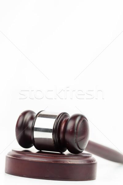 молота молоток четыре суд Сток-фото © wavebreak_media