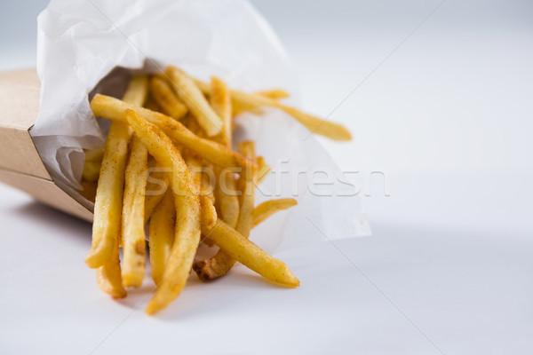 Close up of french fries Stock photo © wavebreak_media