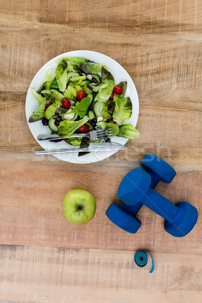 Ingredients for a healthy lifestyle Stock photo © wavebreak_media