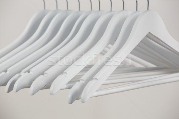 Közelkép fehér csetepaté szövet támogatás műanyag Stock fotó © wavebreak_media