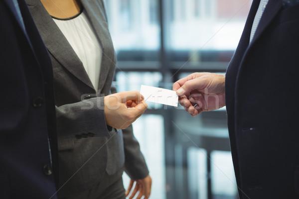 Сток-фото: бизнеса · другой · женщину · служба
