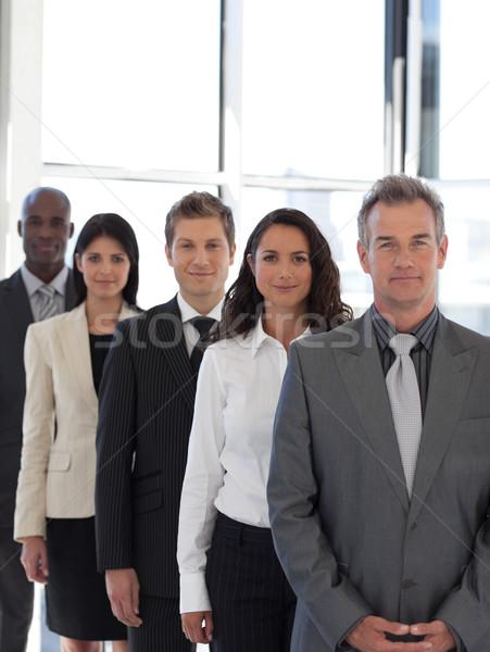 Affaires ceo équipe travailleurs affaires Photo stock © wavebreak_media