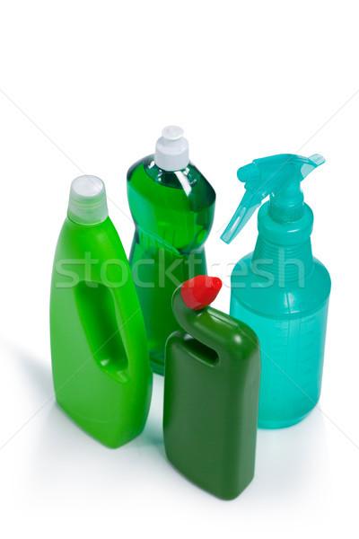 洗剤 ボトル 白 フィットネス ボトル ストックフォト © wavebreak_media