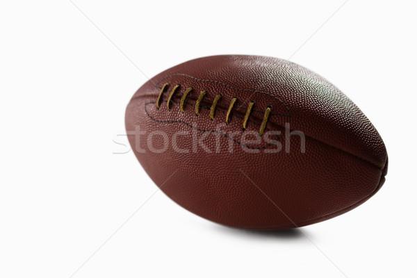 Marrom americano futebol branco esportes Foto stock © wavebreak_media