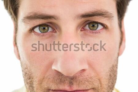 Uomo bianco triste ritratto maschio Foto d'archivio © wavebreak_media