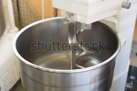 Industrial mixer on counter Stock photo © wavebreak_media