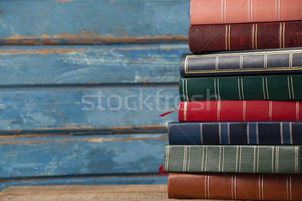 Stack of books Stock photo © wavebreak_media