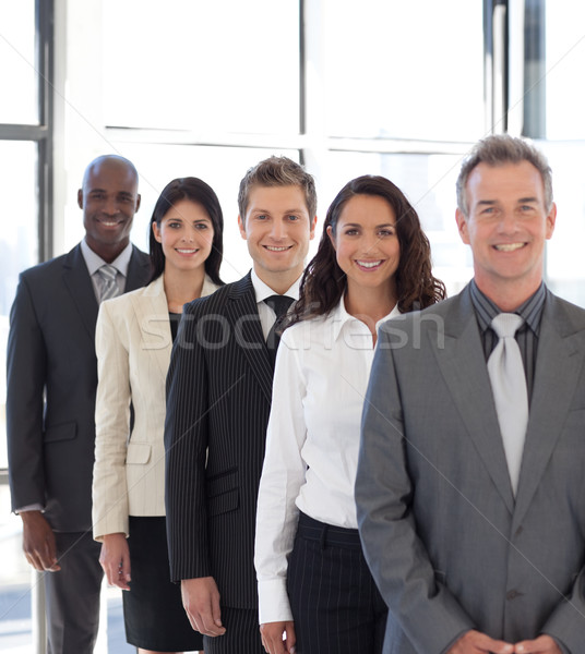 businesspeople from different cultures looking at camera Stock photo © wavebreak_media