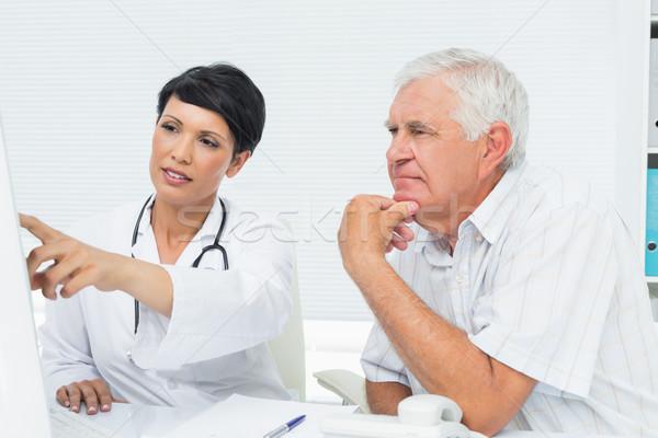 Orvos volt beteg randevúk