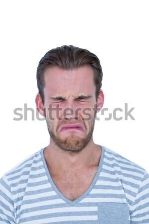 Uomo bianco maschio isolato Foto d'archivio © wavebreak_media
