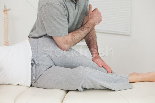 患者 サイド ルーム 医療 健康 リラックス ストックフォト © wavebreak_media