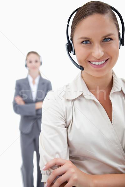 Retrato branco negócio escritório empresário equipe Foto stock © wavebreak_media