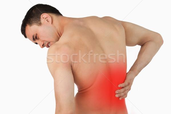 Колющая боль в правом боку со спины