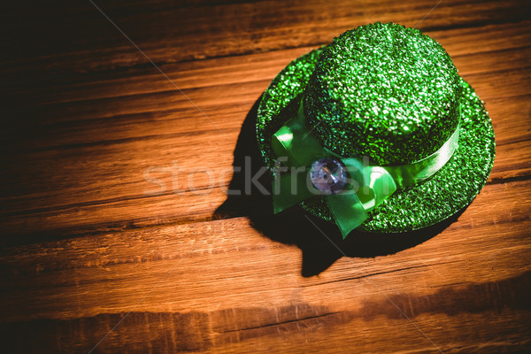 St patricks day hat Stock photo © wavebreak_media