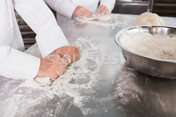 Contrariar cozinha padaria restaurante Foto stock © wavebreak_media