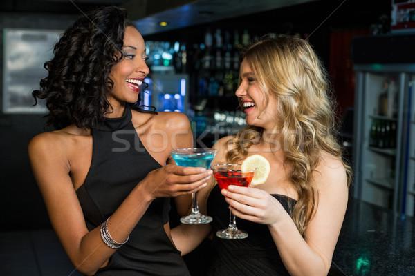 Portrait of smiling friends  Stock photo © wavebreak_media
