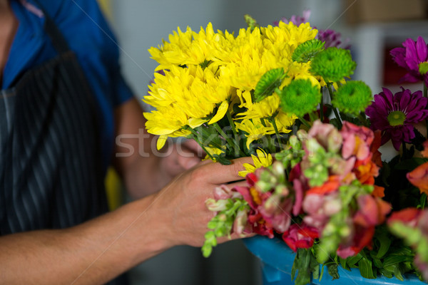 Photo stock: Fleuriste · fleur · magasin