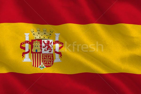 スペイン国旗 デジタル バナー ストックフォト © wavebreak_media