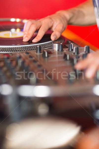 Cool музыку Бар ночь клуба этап Сток-фото © wavebreak_media