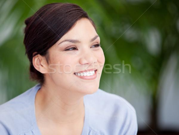 Portrait of an assertive businesswoman Stock photo © wavebreak_media