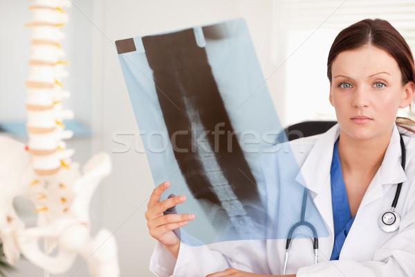 Femminile medico Xray mano salute Foto d'archivio © wavebreak_media
