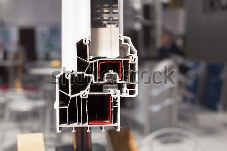 Tv görüşme medya olay video kamera mikrofon Stok fotoğraf © wellphoto