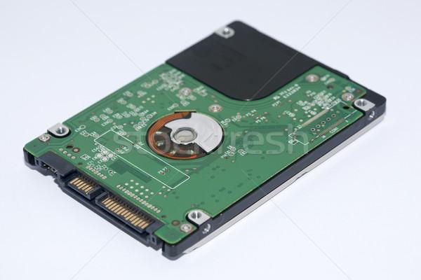 Stock fotó: Merevlemez · vezetés · hdd · számítógép · lemez · laptop