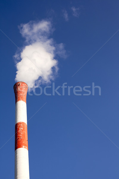 Air pollution Stock photo © wellphoto