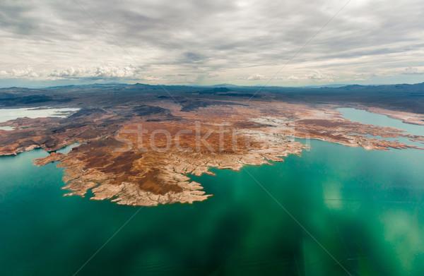 グランドキャニオン 崖 リム 海 西部 ラスベガス ストックフォト © weltreisendertj