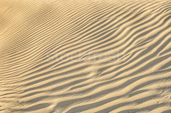 песчаная дюна текстуры смерти долины пустыне дороги Сток-фото © weltreisendertj