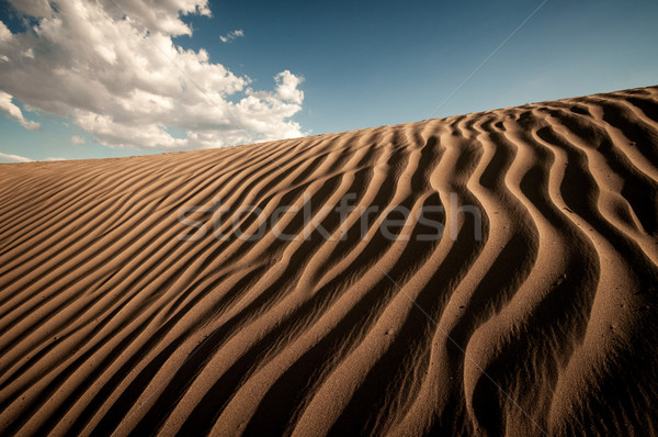 Death Valley dunes Stock photo © weltreisendertj