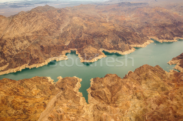 Lake Mead Stock photo © weltreisendertj
