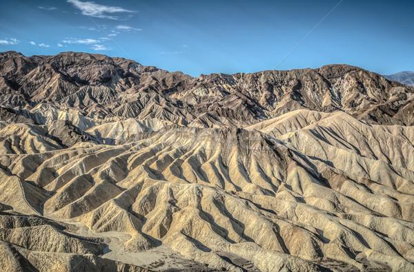 Muerte valle punto arena California panorámica Foto stock © weltreisendertj