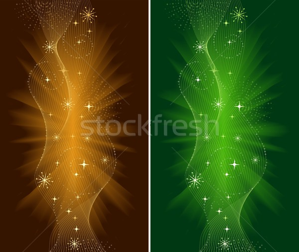 Festive Christmas and New Years Eve Backgrounds Stock photo © wenani
