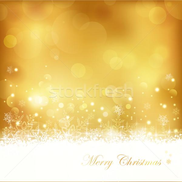 Рождества звезды фары Сток-фото © wenani
