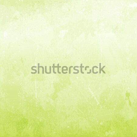 Vert grunge vecteur résumé vert clair peinture Photo stock © wenani