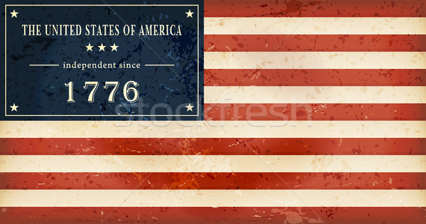 Independence Day USA Stock photo © wenani